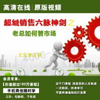 王文良超ji销售六脉神剑之老总如何管市场正版高清在线视频非DVD光盘 4