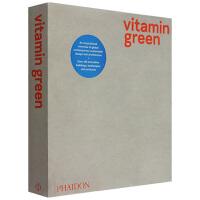 【正版现货】Vitamin Green 绿色维他命:21世纪可持续设计 介绍了建筑和产品 建筑室内设计书籍