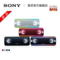 包邮支持礼品卡 Sony/索尼 SRS-XB41 无线 蓝牙音箱 重低音炮 便携 家用 户外 小音响 防水