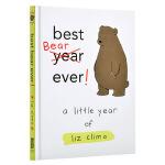 【中商原版】莉兹克里莫:史上好熊 英文原版绘本 Best Bear Ever!进口原版 Liz Climo 你今天真好