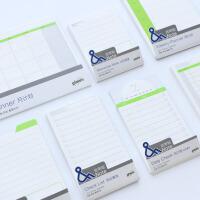 索引笔记效率便利贴 便签 计划分类 日程 待办事项 贴纸N次贴带粘性