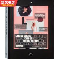 DESIGN FOR SCREEN 网页UI设计 平板手机APP应用程序交互式页面设计 平面设计书籍