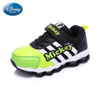 【99元2双】迪士尼儿童鞋新款男童运动鞋中大童跑步鞋弹簧底 DS2088