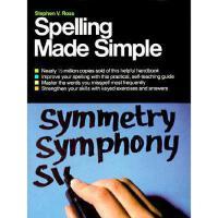 【预订】Spelling Made Simple