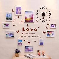 创意个性组合装饰相片墙照片墙相框墙一面墙简约现代墙上相框挂墙