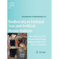 【预订】Biodiversity in Enclosed Seas and Artificial Marine Y97