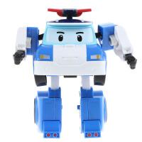 Silverlit 银辉 POLI珀利系列变形机器人 动漫周边儿童玩具 珀利/罗伊/安巴/海利