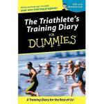 【预订】Triathlete'S Training Diary For Dummies