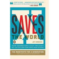 【预订】X Saves the World: How Generation X Got the Shaft