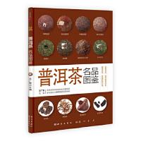 【新书店正版】普洱茶名品图鉴王广智9787508837185龙门书局