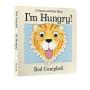 英文原版绘本0 3岁 I'm Hungry 幼儿启蒙认知 Dear Zoo同作者 玩具体操作书翻翻书触摸书 Rod Campbell