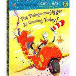 The Thinga-ma-jigger Is Coming Today!(Little Golden Book) 万能车来啦!(金色童书, 苏斯博士)ISBN 9780375859274