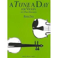 【预订】A Tune a Day for Violin, Book Two