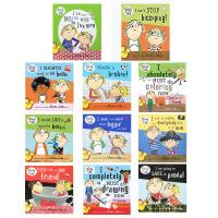 英文原版绘本书 Charlie and Lola 查理与劳拉和罗拉11本 英国同名卡通故事3-7岁学习英语 动画绘本