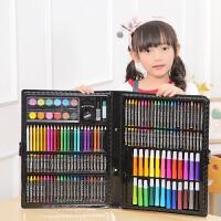 儿童画笔宝宝水彩笔套装幼儿园绘画工具初学者学生用可水洗