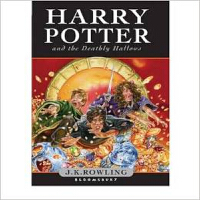 HARRY POTTER AND THE DEATHLY HALLOWS (英版 哈里波特与死亡圣徒)-campus( 货号:2000014662063)