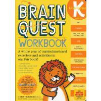 Brain Quest Workbook: Kindergarten 智力开发系列:幼儿园练习册 ISBN978076