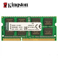 Kingston金士顿内存条 DDR3 8G低电压版笔记本内存(PC3-12800) ,1.35V低电压内存;电脑升级内存扩容