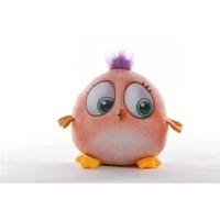新款小鸟 3D大电影愤怒可爱的小鸟公仔 毛绒玩具小鸡公仔抱枕