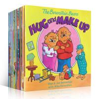 英文原版 Berenstain Bears 贝贝熊系列28册 启蒙亲子故事读物增加英语词汇量 培养宝宝的良好习惯