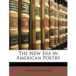 【预订】The New Era in American Poetry