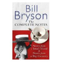 Bill Bryson The Complete Notes 英文原版 Bill Bryson完整笔记