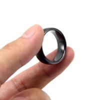 【精选好货】智能戒指时尚潮智能公交指环时间小戒指广东通用可穿戴设备钢装饰电子产品