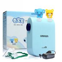 欧姆龙压缩式雾化器NE-C802云宝宝  更多优惠搜索【好药师欧姆龙】