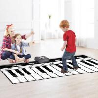 儿童脚踏电子琴跳舞脚踩钢琴毯男孩女孩宝宝益智周岁玩具