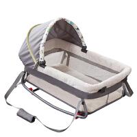 便携式轻便婴儿摇篮床bb床 婴儿睡蓝提篮摇篮