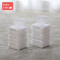 干湿两用棉厚非湿纸巾 婴儿棉柔巾宝宝