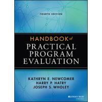 【预订】Handbook of Practical Program Evaluation