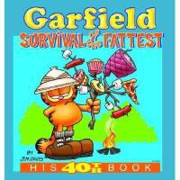 【预订】Garfield: Survival of the Fattest: His 40th Book