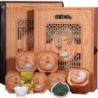 秋茶安溪高山铁观音 浓香型茶叶礼盒装兰花香乌龙茶500g