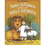 Tomie dePaola's Book of Bible Stories [Hardcover] 汤米・狄波拉的圣经故事(精装)ISBN 9780399216909