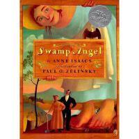 Swamp Angel 英文原版儿童书《沼泽天使》1995年凯迪克银奖绘本