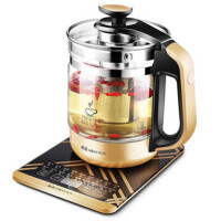 养生壶全自动加厚玻璃电热烧水壶花茶壶黑茶煮茶器养身