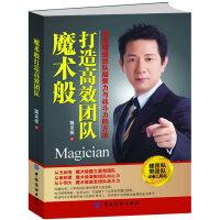 魔术般打造高效团队 9787506491907 中国纺织出版社