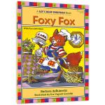 自然拼读一起学:狐狸毛毛(短元音o)Let's Read Together: Foxy Fox