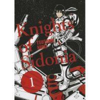 【预订】Knights of Sidonia, Volume 1