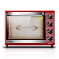 烤箱家用烘焙蛋糕全自动披萨面包电烤箱