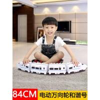 高铁火车玩具和谐号动车儿童电动玩具车男孩大号小火车模型动车组