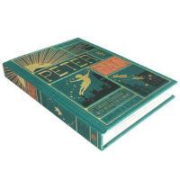 英文原版 Peter Pan 小飞侠彼得潘手工3D立体书 精装经典世界童话手工立体小说书
