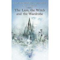 英文原版 LION THE WITCH & THE WARDROBE A F/M 纳尼亚传奇:狮子、女巫与魔衣橱(黑白
