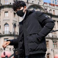 2018秋冬季男士外套韩版潮流休闲棉衣服男装ins羽绒加厚棉袄
