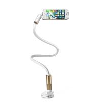懒人手机支架床头看电视多功能通用加长床上台灯直播桌面支架