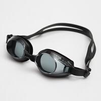 泳镜防水防雾平光男女游泳潜水眼镜M100