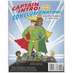 【预订】Captain Intro! and the Conclusionator!: Adventures