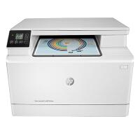 惠普/hp m180n彩色激光打印机A4网络打印复印扫描一体机 优HP176n