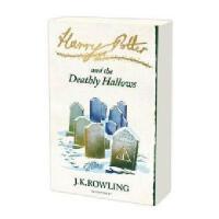 英文原版 Harry Potter and the Deathly Hallows 哈利波特与死亡圣器(英国版)